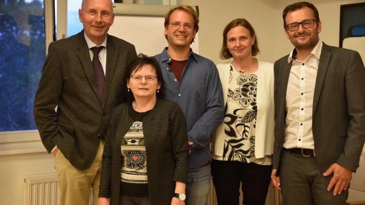 Referenti in referentke, F: Franc Wakounig