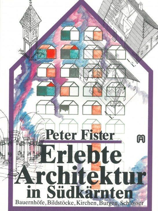 Cover: Arhitekturna dediščina na južnem Koroškem
