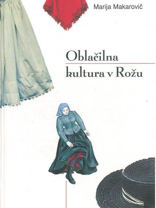 Cover: Oblačilna kultura v Rožu}