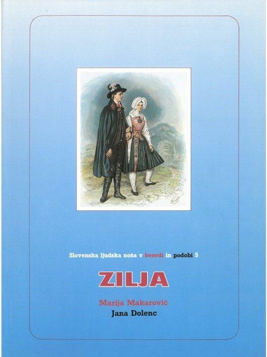 Cover: Oblačilna kultura na Zilji