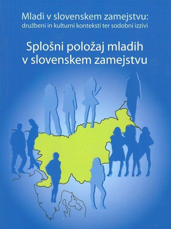Cover: Mladi v slovenskem zamejstvu