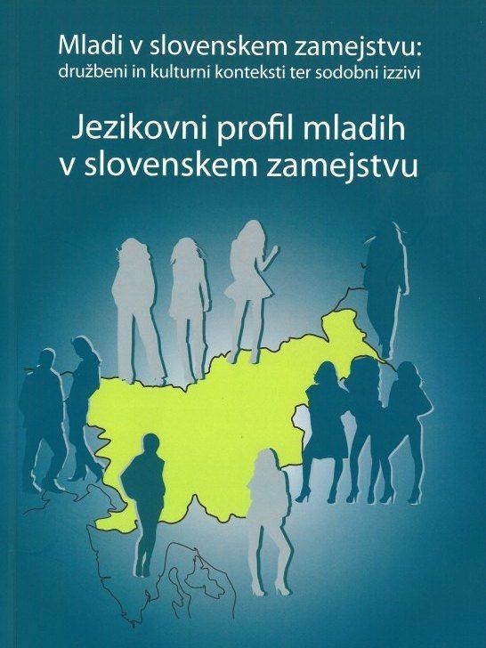 Cover: Jezikovni profili mladih v slovenskem zamejstvu}