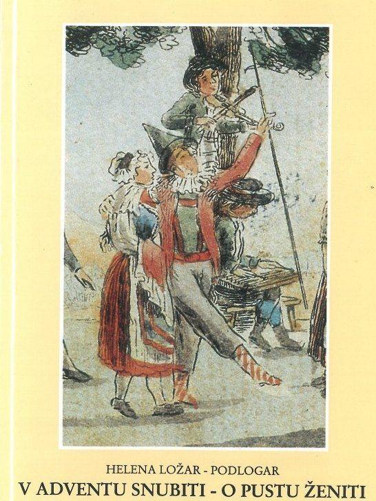 Cover: Svatbene šege Ziljanov