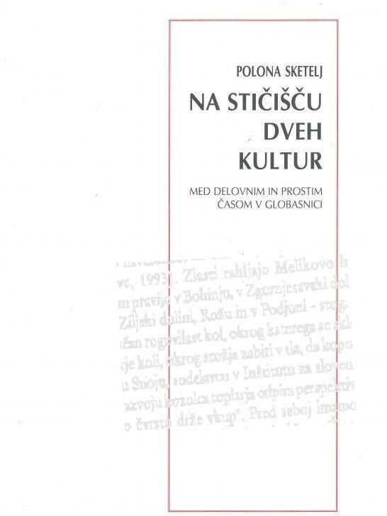 Cover: Na stičišču dveh kultur}