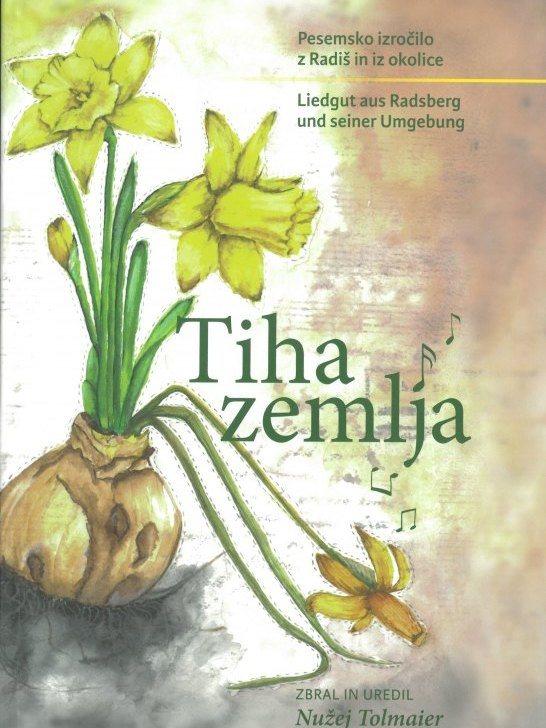 Cover: Tiha zemlja}