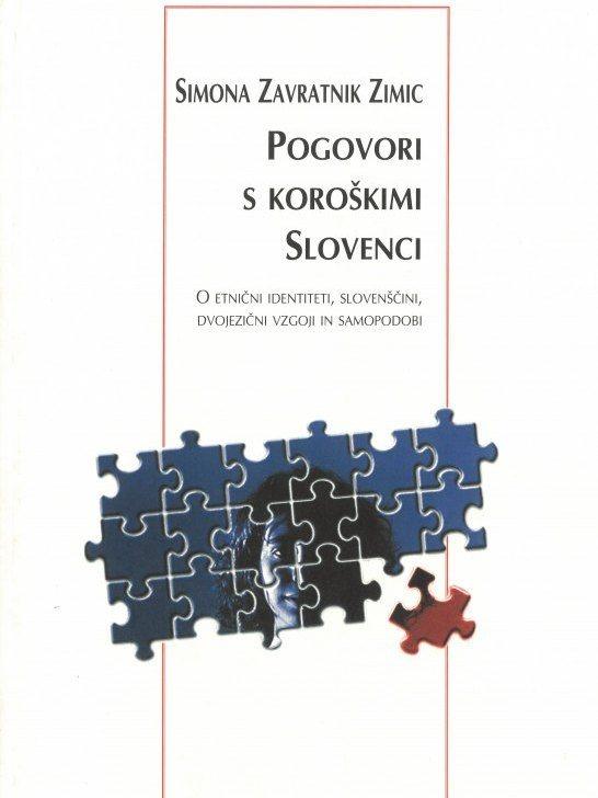 Cover: Pogovori s koroškimi Slovenci}