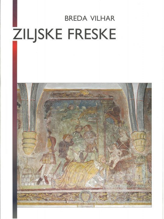 Cover: Gotske ziljske freske
