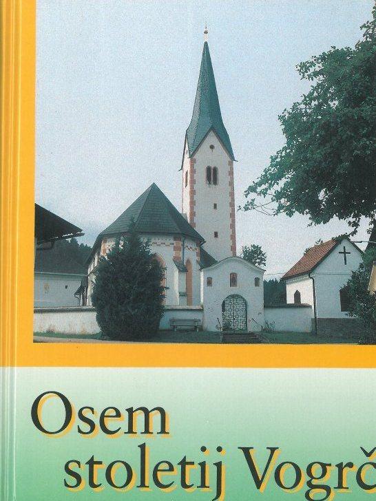 Cover: Monografija o Vogrčah