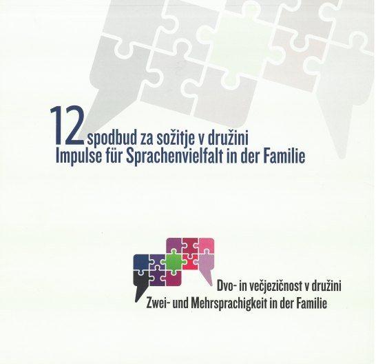 Cover: Dvo- in večjezičnost v družini