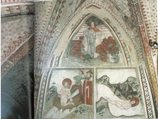 Cover: Vogrške freske