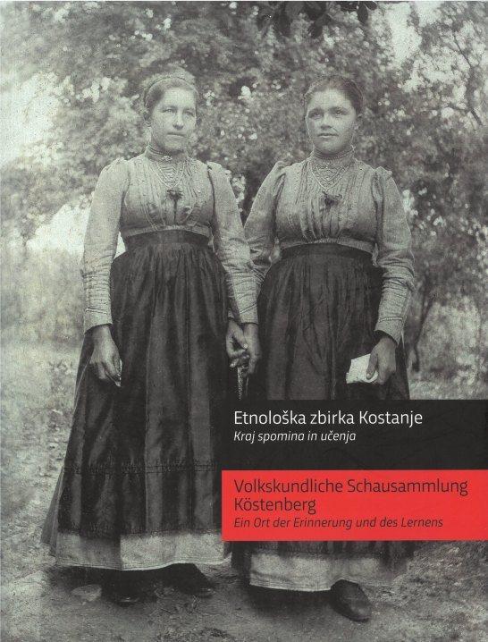 Cover: Volkskundliche Schausammlung Köstenberg