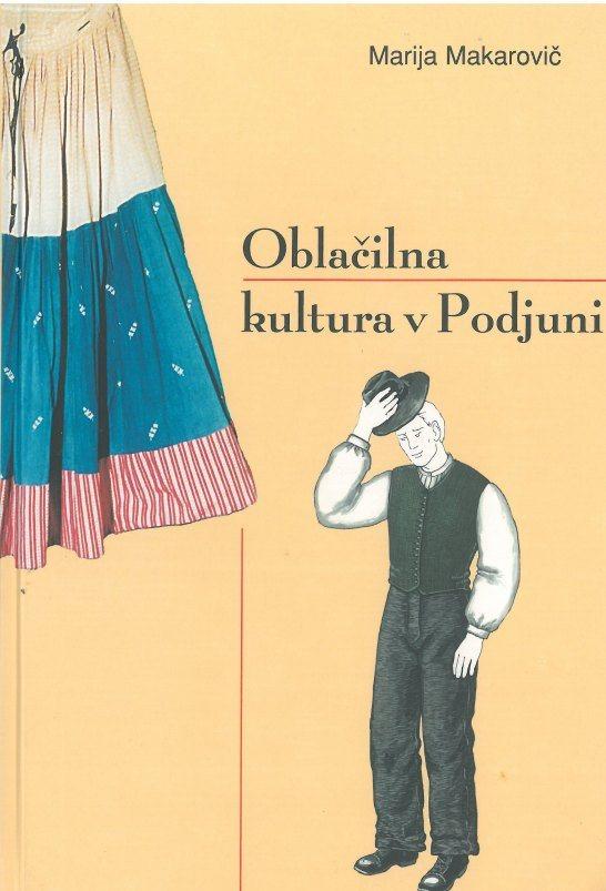 Cover: Oblačilna kultura v Podjuni
