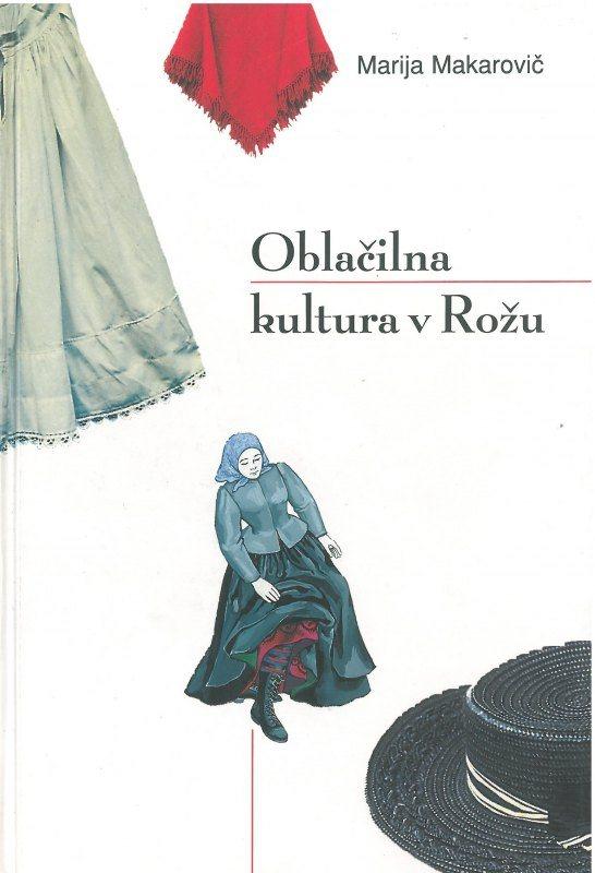 Cover: Oblačilna kultura v Rožu