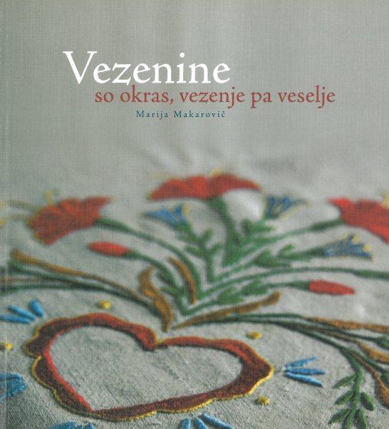 Cover: Vezenine so okras, vezenje pa veselje