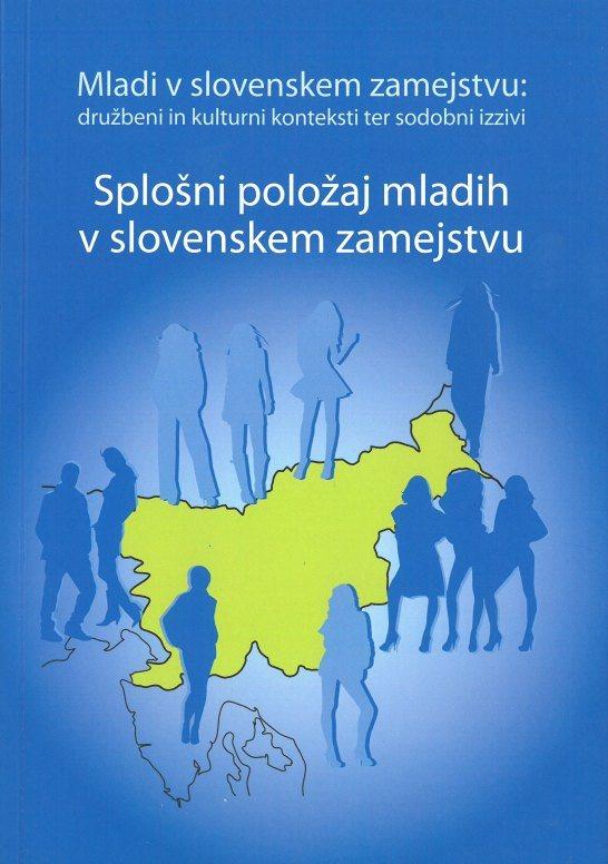 Cover: Splošni položaj mladih v slovenskem zamejstvu