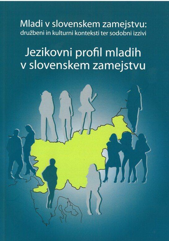 Cover: Jezikovni profili mladih v slovenskem zamejstvu