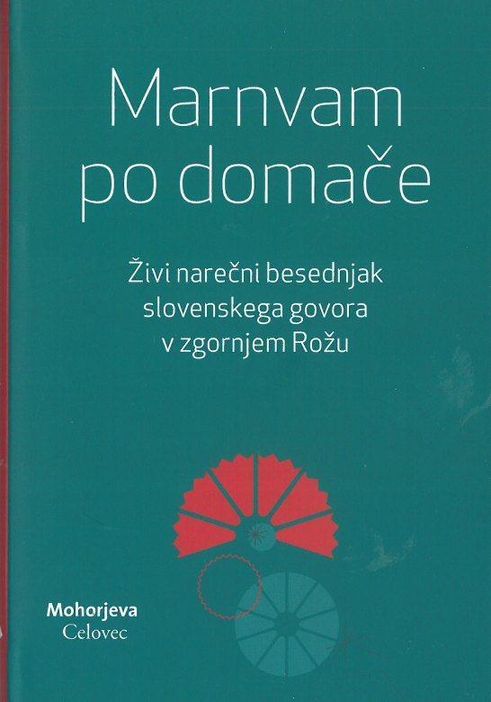 Cover: Marnvam po domače