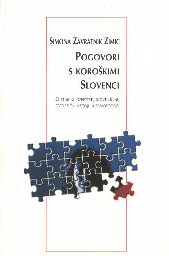 Cover: Pogovori s koroškimi Slovenci