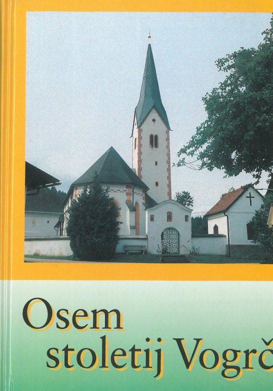 Cover: Osem stoletij Vogrč