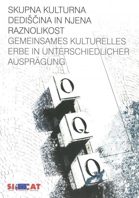 Cover: Skupna kulturna dediščina in njena raznolikost