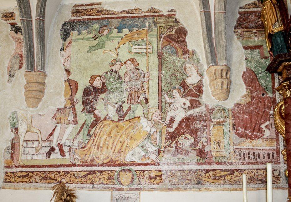 Image: Pohod in Poklon sv. Treh kraljev v melviški cerkvi, foto: Raul de Chissota