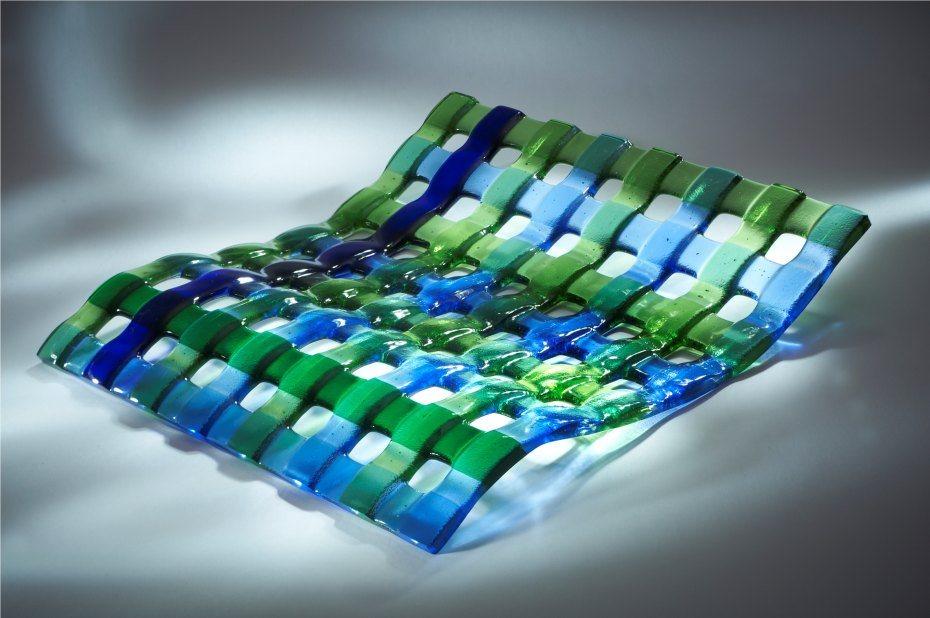 Image: Franz Prescheren, Glasschale, Foto: Tomo Weiss