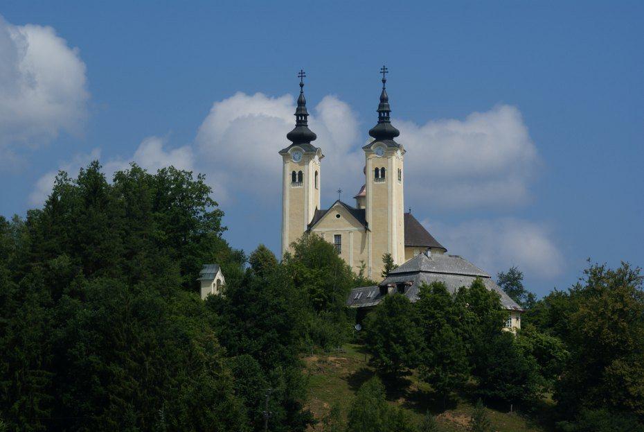 Image: Romarska cerkev Božjega groba, foto: Milan Piko