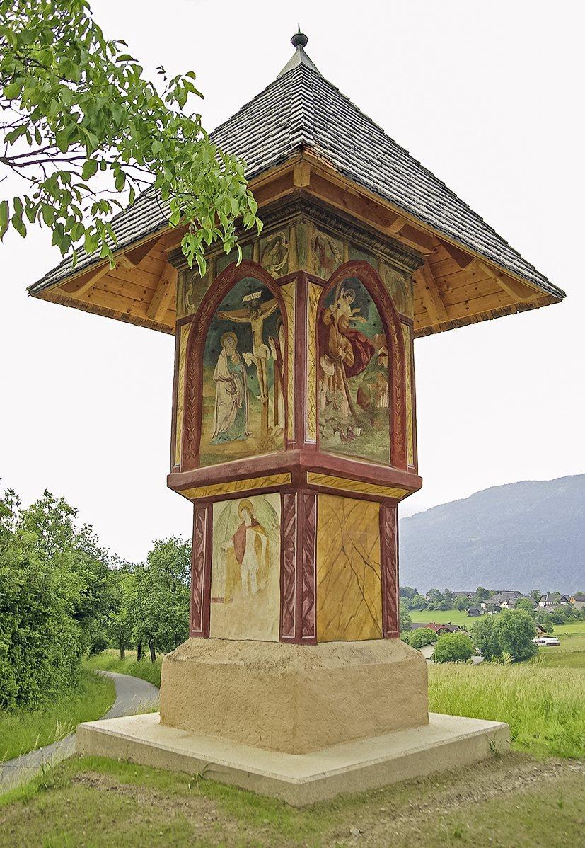 Image: Gotska poslikava na