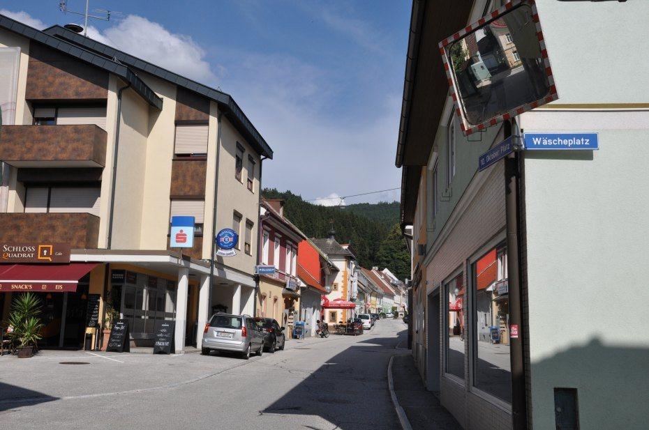 Image: Glavni trg v Pliberku
